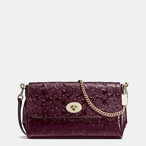 COACH F55452 Ruby Crossbody Purse